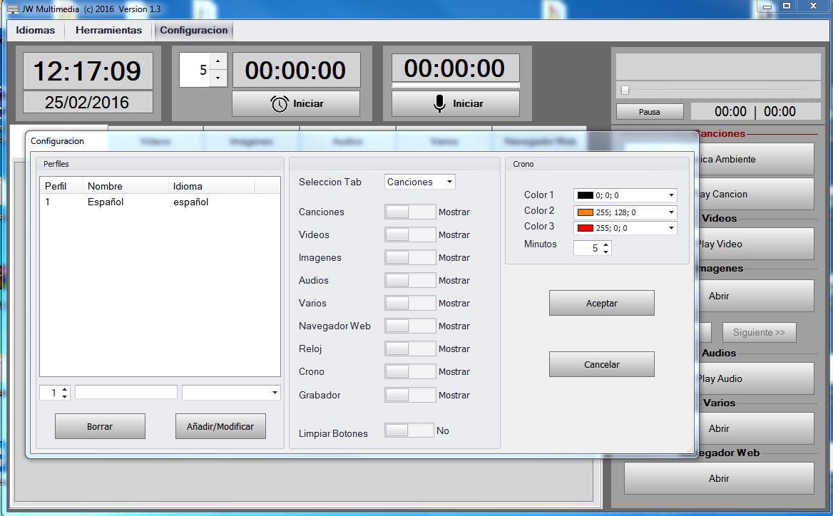 JW Multimedia 1.3
